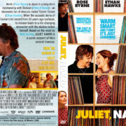 Juliet, Naked (2018) R1 Custom DVD Cover