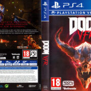 DOOM VFR (2017) PS4 German Cover