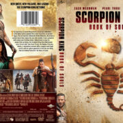 The Scorpion King: Book of Souls (2018) R1 Custom DVD Cover