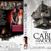 The Cabin In The Woods (2012) R1 CUSTOM DVD Cover & Label