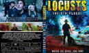 Locusts: The 8th Plague (2005) R1 CUSTOM DVD Cover & Label