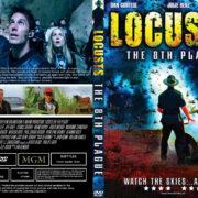 Locusts: The 8th Plague (2005) R1 CUSTOM DVD Cover & Label