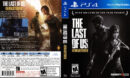 The Last of Us Remastered (2014) PS4 Cover