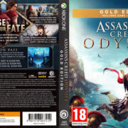 Assassin's Creed Odyssey (2018) IT/FR/EN/DE XBOX ONE Cover