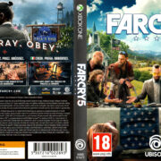 Far Cry 5 (2018) DE/FR/EN/IT XBOX ONE Cover