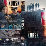 Kursk (2018) R2 CUSTOM DVD Cover & Label