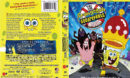The SpongeBob SquarePants Movie (2004) FS R1 DVD Cover & Label