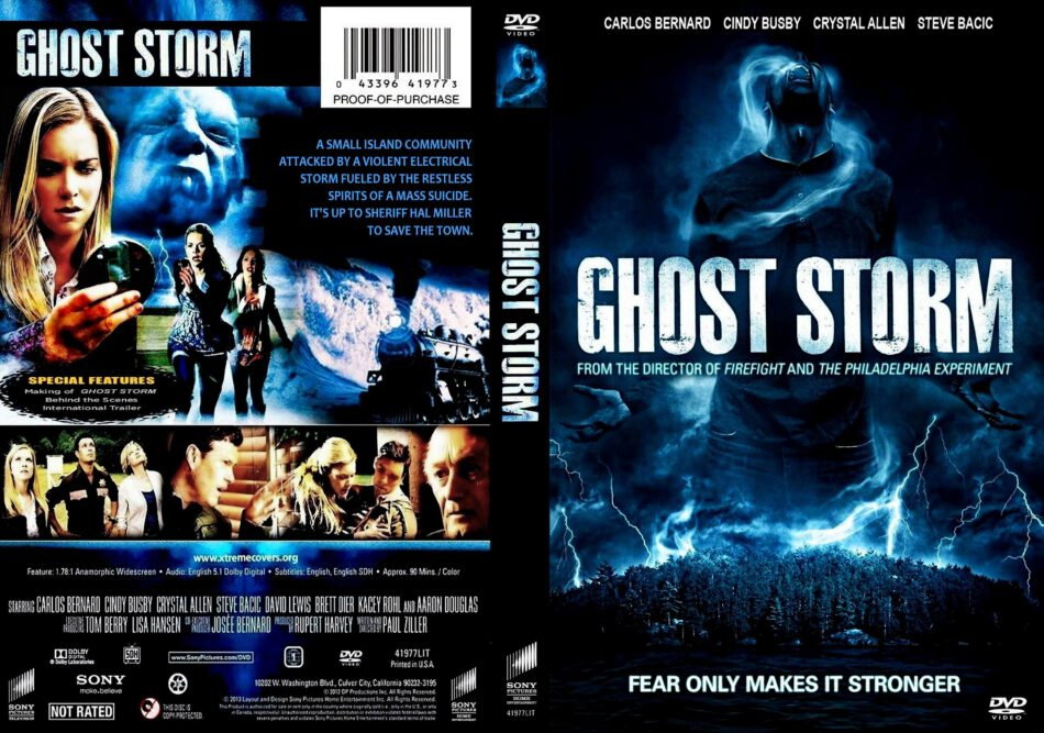 Ghost Storm 2011 R1 Dvd Cover Dvdcover Com