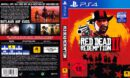 Red Dead Redemption II (2018) German PS4 Cover & Labels