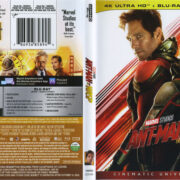 Ant-Man And The Wasp (2018) R1 4K UHD Cover & Labels