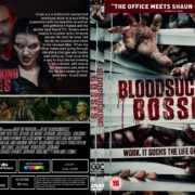 Bloodsucking Bosses (2015) R1 CUSTOM DVD Cover & Label