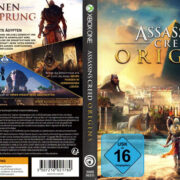 Assassin's Creed Origins (2017) Xbox One Cover