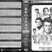 Pierce Brosnan Filmography - Set 1 (1980-1987) R1 Custom DVD Covers