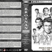 Pierce Brosnan Filmography – Set 2 (1988-1990) R1 Custom DVD Covers