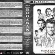 Pierce Brosnan Filmography – Set 3 (1991-1993) R1 Custom DVD Covers