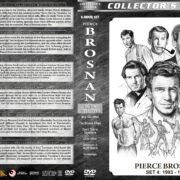 Pierce Brosnan Filmography – Set 4 (1993-1995) R1 Custom DVD Covers