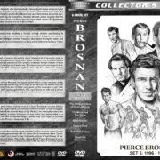 Pierce Brosnan Filmography – Set 5 (1996-1997) R1 Custom DVD Covers