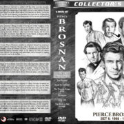 Pierce Brosnan Filmography – Set 6 (1998-1999) R1 Custom DVD Covers
