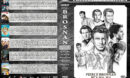 Pierce Brosnan Filmography - Set 9 (2010-2012) R1 Custom DVD Covers