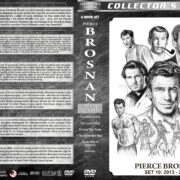 Pierce Brosnan Filmography – Set 10 (2013-2015) R1 Custom DVD Covers
