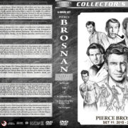 Pierce Brosnan Filmography – Set 11 (2015-2017) R1 Custom DVD Covers