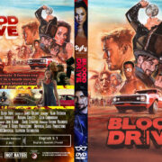 Blood Drive (2017) R1 Custom DVD Cover