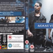 Miami Vice (2006) R2 DVD Cover