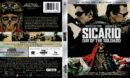 Sicario: Day of the Soldado (2018) 4K UHD Cover