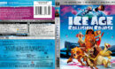 Ice Age Collision Course (2018) R1 4K UHD Blu-Ray Cover