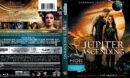 Jupiter Ascending (2015) R1 4K UHD Blu-Ray Cover