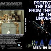 Men In Black (1997) R1 4K UHD Blu-Ray Cover