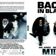 Men In Black II (2002) R1 4K UHD Blu-Ray Cover