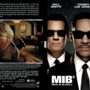 Men In Black 3 (2012) R1 4K UHD Blu-Ray Cover