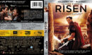 Risen (2015) R1 4K UHD Blu-Ray Cover