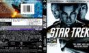 Star Trek (2009) R1 4K UHD Blu-Ray Cover