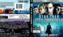 Star Trek: Into The  (2013) R1 4K UHD Blu-Ray Cover