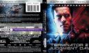 Terminator 2 (1991) R1 4K UHD Blu-Ray Cover