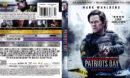 Patriot's Day (2016) R1 4K UHD Blu-Ray Cover