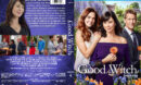 Good Witch - Season 4 (2018) R1 Custom DVD Cover & Labels