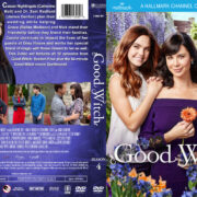 Good Witch – Season 4 (2018) R1 Custom DVD Cover & Labels