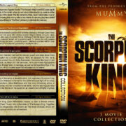 The Scorpion King Collection (2002-2018) R1 Custom DVD Cover