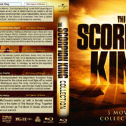 The Scorpion King Collection (5) (2002-2018) R1 Custom Blu-Ray Cover