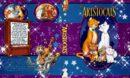 The Aristocats (2015) R1 CUSTOM DVD Cover & Label