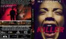 Malevolence 3: Killer (2018) R1 CUSTOM DVD Cover & Label