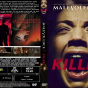 Malevolence 3: Killer (2018) R1 CUSTOM DVD Cover & Label