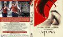 Stung (2015) R2 CUSTOM DVD Cover & Label