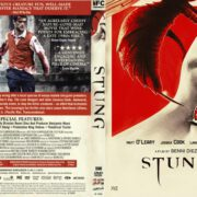 Stung (2015) R2 CUSTOM DVD Cover & Label