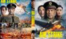 Air Strike (2018) R1 Custom DVD Cover