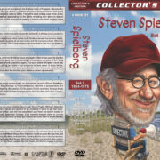 Steven Spielberg: Director's Collection – Set 1 (1964-1975) R1 Custom DVD Covers