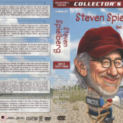 Steven Spielberg: Director's Collection – Set 2 (1977-1984) R1 Custom DVD Covers